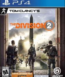 Tom Clancy´s The Division 2 PS4