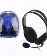 Headset Gaming Headphones PS4/PC
