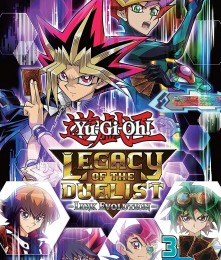 Yu Gi Oh Legacy of the Duelist Switch