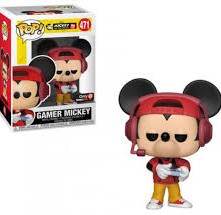 DISNEY MICKEY GAMER #471