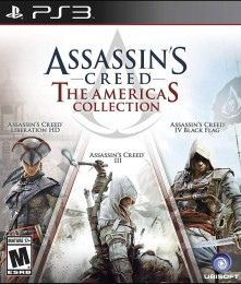 Assassins Creed The Aericas Collection
