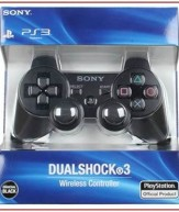 Joystick Negro Compatible  PS3