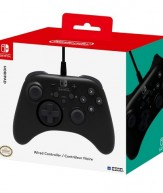 Joystick Switch Pro Controller Hori Con Cable
