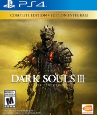 Dark Souls 3 Fire Fades Edition PS4