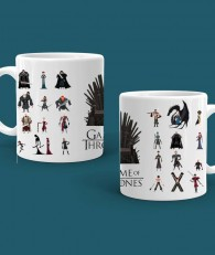 Taza Soy Gamer Game of Thrones