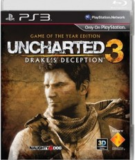 Uncharted 3 Drakes Deception (GOTY)