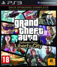 Gta IV Episodios From Liberty City