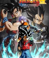 Super Dragon Ball Heroes World Switch
